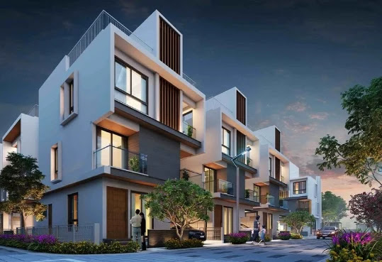 villas near electronic city